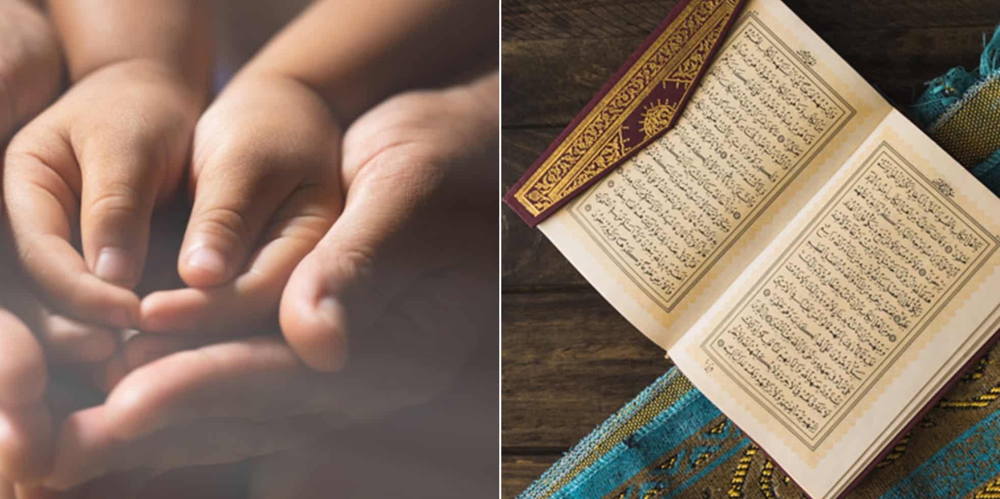 Membaca-Doa-Setelah-Sholat
