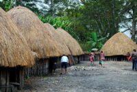 Rumah-Adat-Papua